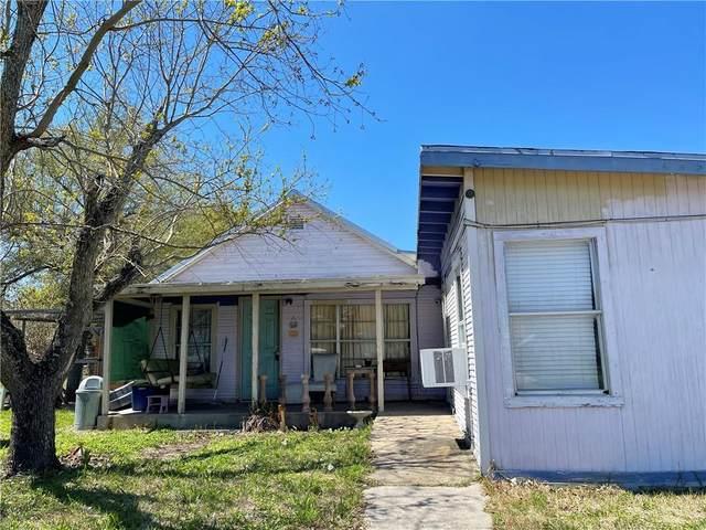 817 N Pearl Street, Rockport, TX 78382 (MLS #380105) :: RE/MAX Elite Corpus Christi