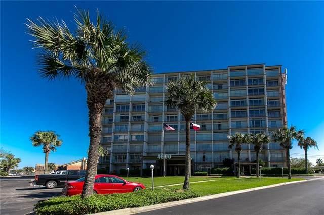 4600 Ocean Drive #807, Corpus Christi, TX 78412 (MLS #380106) :: RE/MAX Elite Corpus Christi