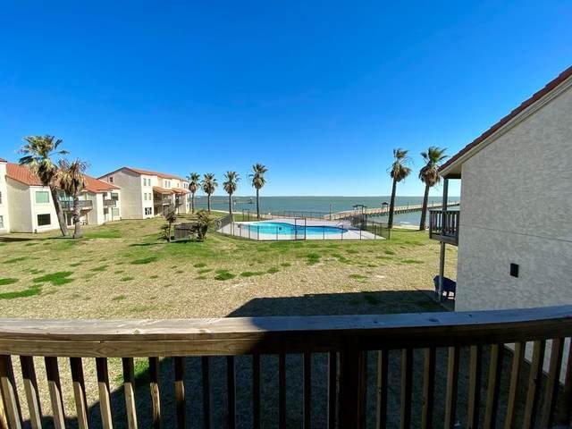 620 S Fulton Beach Rd #505, Rockport, TX 78382 (MLS #380141) :: South Coast Real Estate, LLC