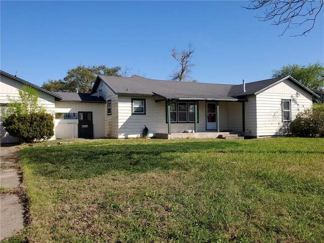 416 Field Ave., Taft, TX 78390 (MLS #380167) :: RE/MAX Elite Corpus Christi