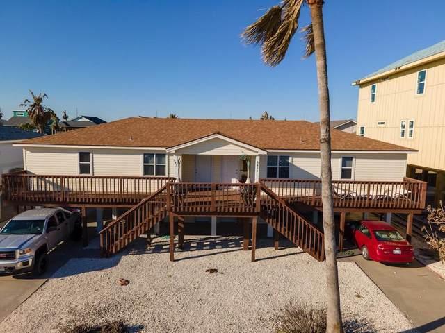 643 Avenue I, Port Aransas, TX 78373 (MLS #380189) :: KM Premier Real Estate