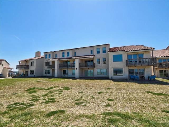 620 S Fulton Beach Road #406, Rockport, TX 78382 (MLS #380197) :: RE/MAX Elite | The KB Team