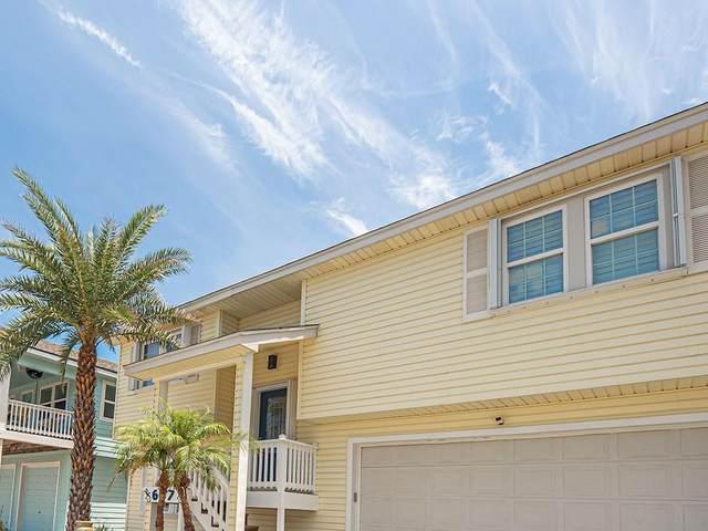 607 Sandkey Drive, Port Aransas, TX 78373 (MLS #380201) :: South Coast Real Estate, LLC