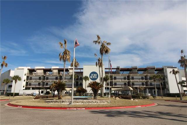 6317 State Highway 361 #6101, Port Aransas, TX 78373 (MLS #380285) :: RE/MAX Elite Corpus Christi