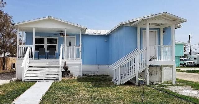 921 S Ninth Street, Port Aransas, TX 78373 (MLS #380334) :: KM Premier Real Estate