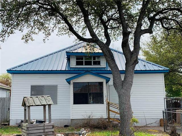 1213 Jonnell Street, Corpus Christi, TX 78418 (MLS #380345) :: South Coast Real Estate, LLC