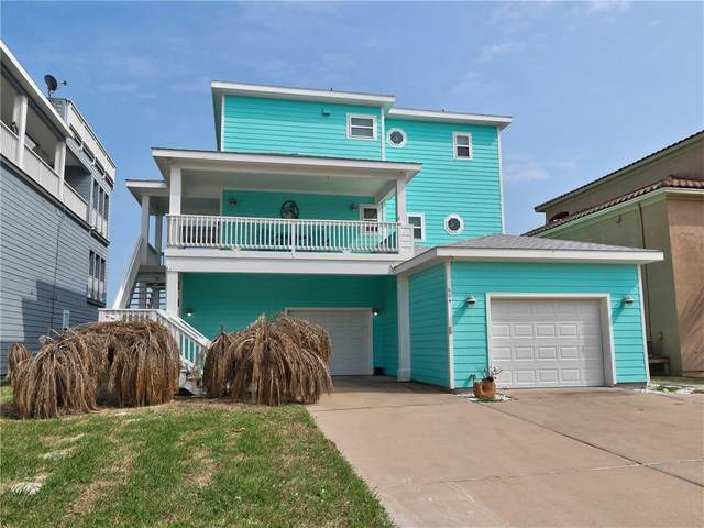664 Kara, Port Aransas, TX 78373 (MLS #380385) :: KM Premier Real Estate