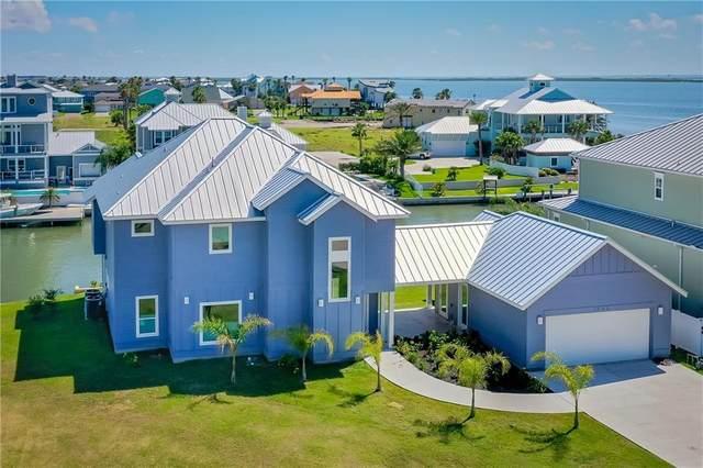 1022 Grand Cayman Court, Rockport, TX 78382 (MLS #380449) :: KM Premier Real Estate