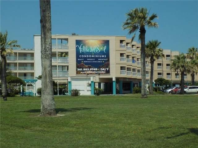 3938 Surfside Boulevard #3137, Corpus Christi, TX 78402 (MLS #380526) :: RE/MAX Elite Corpus Christi