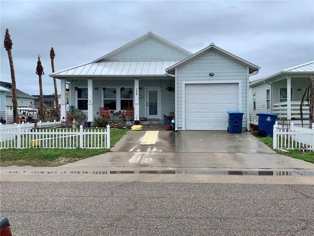 132 Beachwalk, Port Aransas, TX 78373 (MLS #380534) :: South Coast Real Estate, LLC