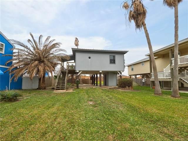 506 Sea Isle Drive, Port Aransas, TX 78373 (MLS #380564) :: KM Premier Real Estate