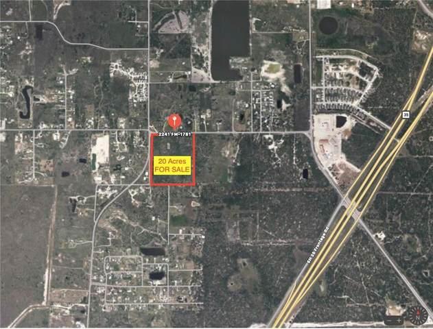 2248 Fm 1781, Rockport, TX 78382 (MLS #380596) :: RE/MAX Elite Corpus Christi