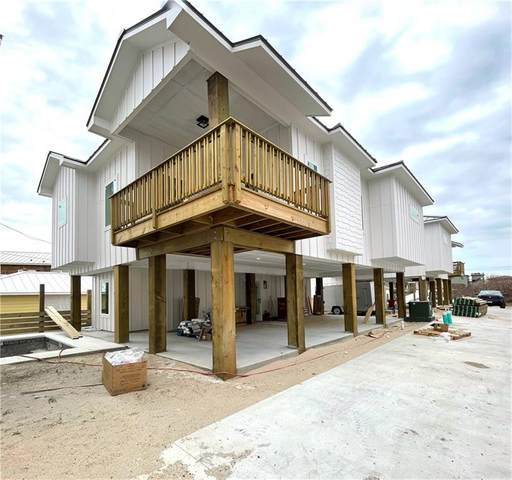 520 Twelfth B, Port Aransas, TX 78373 (MLS #380603) :: KM Premier Real Estate