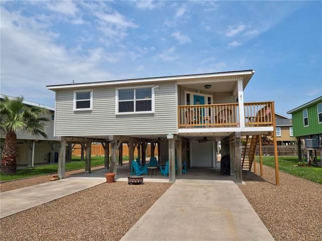 634 Pelican Circle, Port Aransas, TX 78373 (MLS #380638) :: KM Premier Real Estate