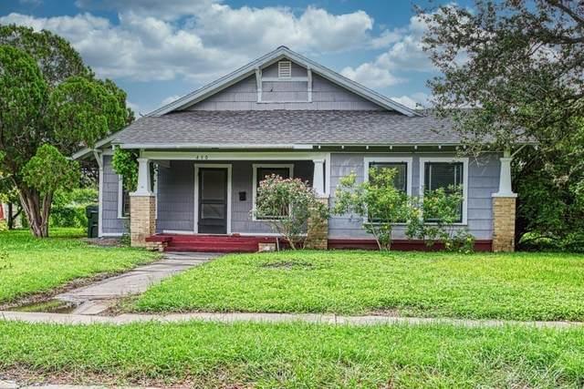 430 Fetick Avenue, Taft, TX 78390 (MLS #380706) :: RE/MAX Elite Corpus Christi