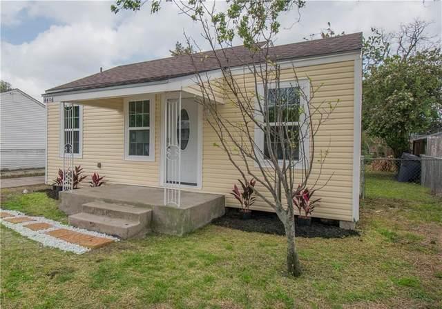 4406 Cottage Street, Corpus Christi, TX 78415 (MLS #380751) :: South Coast Real Estate, LLC
