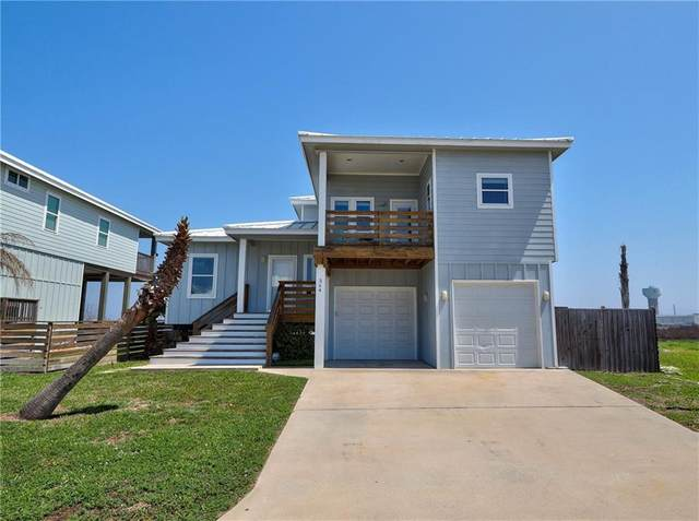 364 Paradise Pointe Drive, Port Aransas, TX 78373 (MLS #380756) :: KM Premier Real Estate