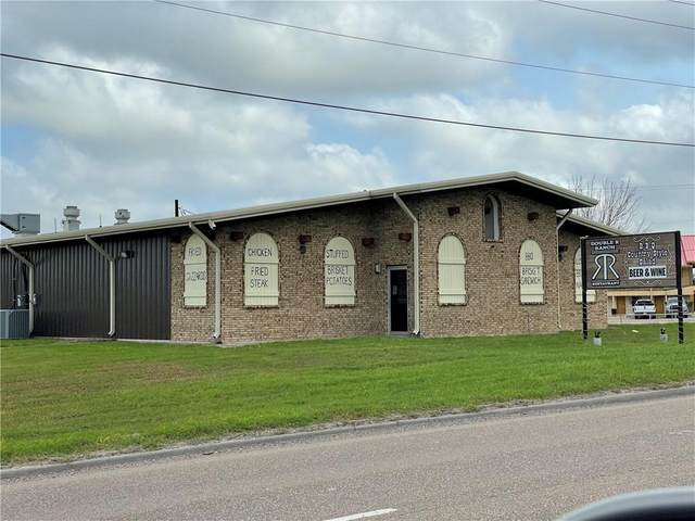 1002 Victoria, Refugio, TX 78377 (MLS #380781) :: South Coast Real Estate, LLC