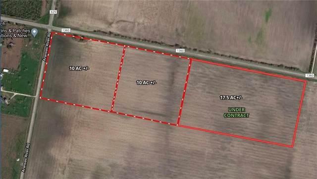 103 Aransas River, Woodsboro, TX 78393 (MLS #380843) :: South Coast Real Estate, LLC