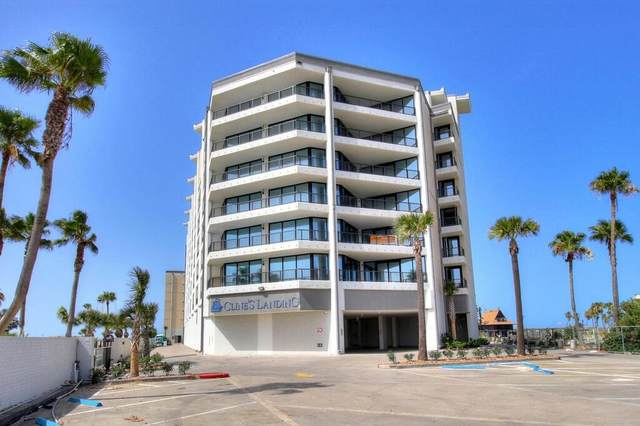 1000 Station #604, Port Aransas, TX 78373 (MLS #380847) :: KM Premier Real Estate