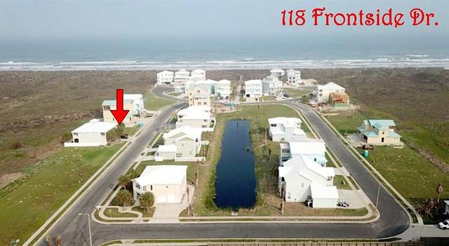 118 Frontside Drive, Port Aransas, TX 78373 (MLS #380848) :: KM Premier Real Estate