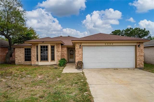 2203 Timberleaf, Ingleside, TX 78362 (MLS #380874) :: South Coast Real Estate, LLC