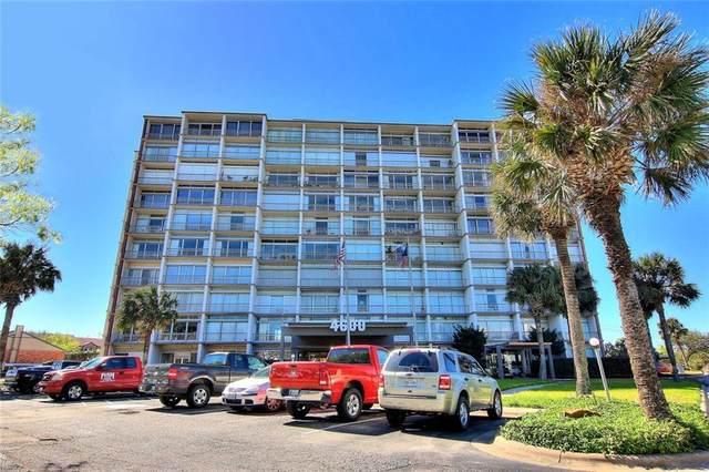 4600 Ocean Drive #908, Corpus Christi, TX 78404 (MLS #380879) :: KM Premier Real Estate