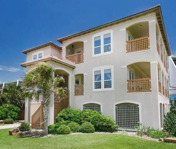 110 Mariners Drive, Port Aransas, TX 78373 (MLS #380882) :: KM Premier Real Estate