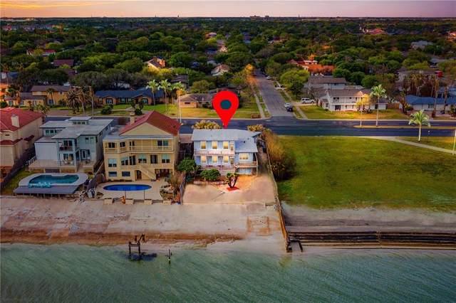 5402 Ocean Drive, Corpus Christi, TX 78412 (MLS #380891) :: KM Premier Real Estate