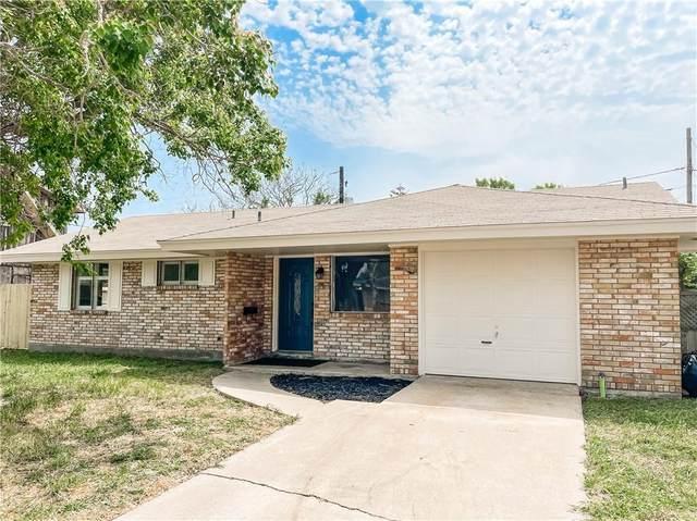 5609 Bonner Drive, Corpus Christi, TX 78412 (MLS #380907) :: RE/MAX Elite Corpus Christi
