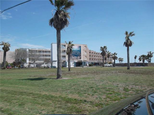 3938 Surfside Boulevard #1108, Corpus Christi, TX 78402 (MLS #380963) :: KM Premier Real Estate