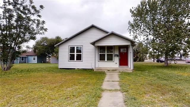 102 Pecan Street, Refugio, TX 78377 (MLS #380968) :: South Coast Real Estate, LLC
