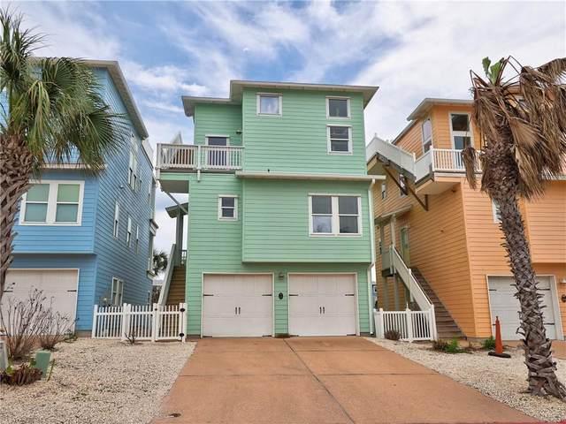 2525 S 11th Street #51, Port Aransas, TX 78373 (MLS #380978) :: KM Premier Real Estate