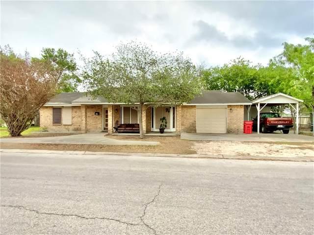 218 W Main Avenue, Robstown, TX 78380 (MLS #381017) :: RE/MAX Elite | The KB Team