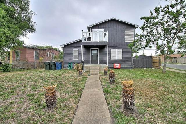 3838 Mac Arthur Street, Corpus Christi, TX 78416 (MLS #381019) :: KM Premier Real Estate