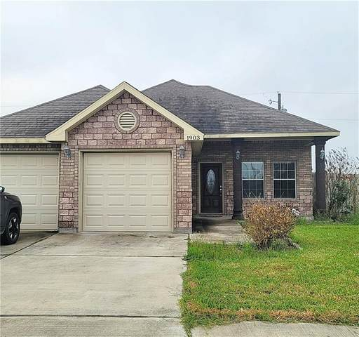 1903 Kelly, Kingsville, TX 78363 (MLS #381025) :: KM Premier Real Estate