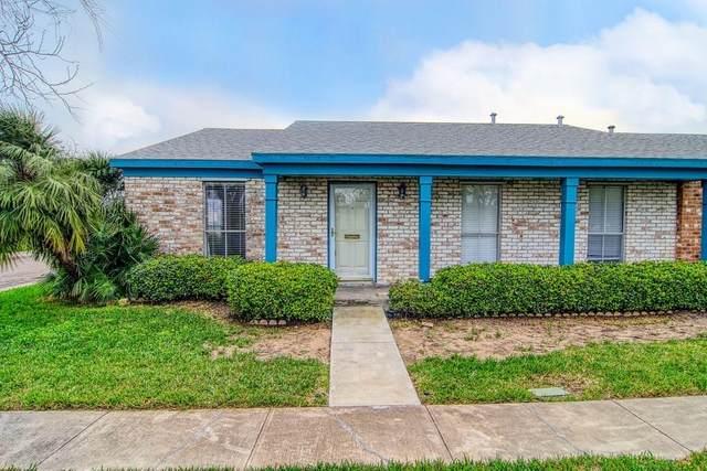 11 Townhouse, Corpus Christi, TX 78412 (MLS #381029) :: South Coast Real Estate, LLC