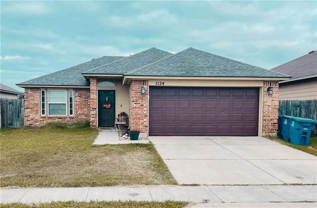 1124 Livermore Street, Portland, TX 78374 (MLS #381054) :: KM Premier Real Estate
