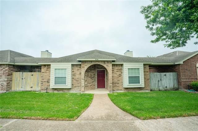 7205 The Mansions Drive X4, Corpus Christi, TX 78414 (MLS #381055) :: RE/MAX Elite | The KB Team