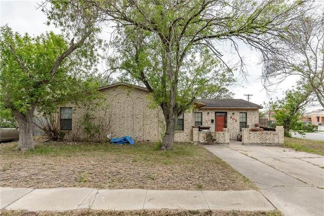 403 S 19th Street, Kingsville, TX 78363 (MLS #381067) :: KM Premier Real Estate