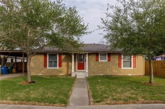 922 Zarsky Drive, Corpus Christi, TX 78412 (MLS #381073) :: KM Premier Real Estate