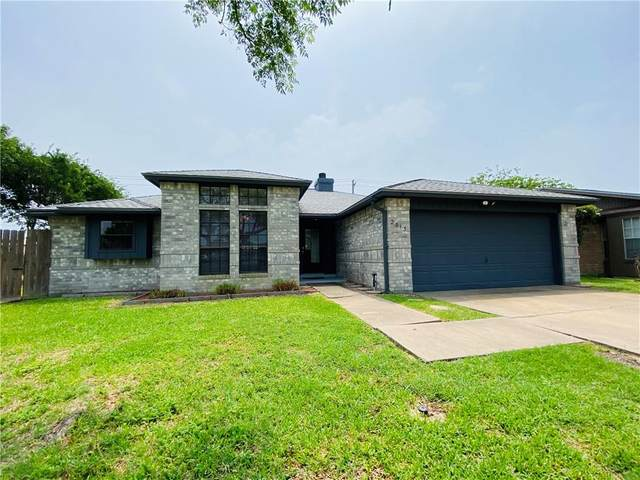 2313 Timber Ridge Drive, Portland, TX 78374 (MLS #381074) :: KM Premier Real Estate