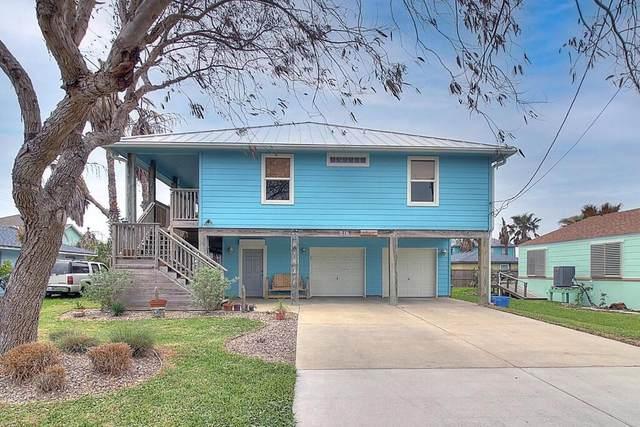 516 E Avenue C, Port Aransas, TX 78373 (MLS #381115) :: KM Premier Real Estate