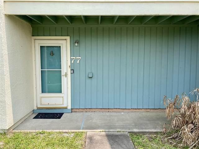 2003 N Fulton Beach #77, Rockport, TX 78382 (MLS #381145) :: South Coast Real Estate, LLC