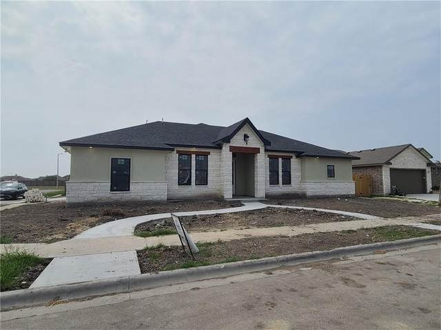 124 Chiman Circle, Portland, TX 78374 (MLS #381149) :: KM Premier Real Estate