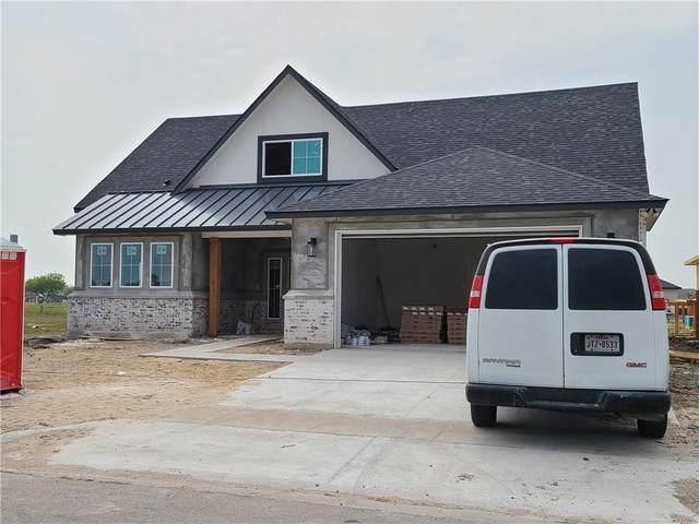 107 John Russell Drive, Portland, TX 78374 (MLS #381150) :: KM Premier Real Estate