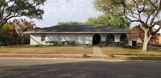 4825 Olympia Drive, Corpus Christi, TX 78413 (MLS #381153) :: KM Premier Real Estate