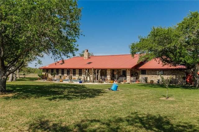 273 Old Goliad, Refugio, TX 78377 (MLS #381162) :: RE/MAX Elite | The KB Team