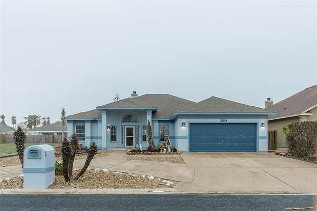 13834 Eaglesnest Bay Drive, Corpus Christi, TX 78418 (MLS #381199) :: South Coast Real Estate, LLC