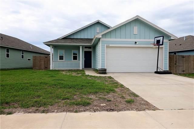 2125 Big Bayou Bend, Aransas Pass, TX 78336 (MLS #381224) :: KM Premier Real Estate